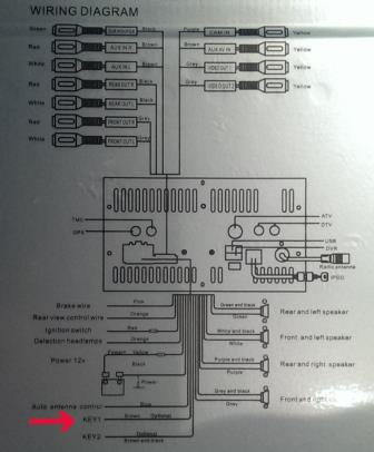 Вложения.  ВАЗ-2107 ВАЗ-2110 Hyundai Matrix Hyundai Matrix Hyundai ix35.  В адаптере не подписаны проводки.